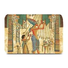 Egyptian Man Sun God Ra Amun Plate Mats