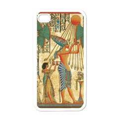 Egyptian Man Sun God Ra Amun Apple Iphone 4 Case (white)