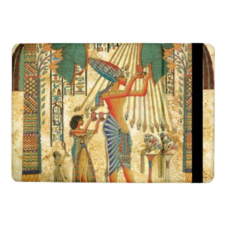 Egyptian Man Sun God Ra Amun Samsung Galaxy Tab Pro 10.1  Flip Case