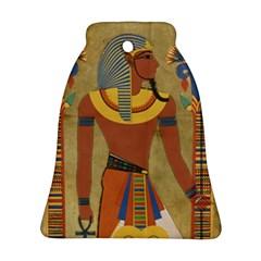 Egyptian Tutunkhamun Pharaoh Design Ornament (bell)