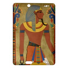 Egyptian Tutunkhamun Pharaoh Design Amazon Kindle Fire Hd (2013) Hardshell Case