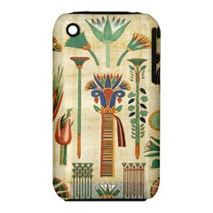 Egyptian Paper Papyrus Hieroglyphs Iphone 3s/3gs