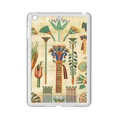 Egyptian Paper Papyrus Hieroglyphs Ipad Mini 2 Enamel Coated Cases
