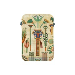 Egyptian Paper Papyrus Hieroglyphs Apple Ipad Mini Protective Soft Cases