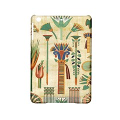 Egyptian Paper Papyrus Hieroglyphs Ipad Mini 2 Hardshell Cases
