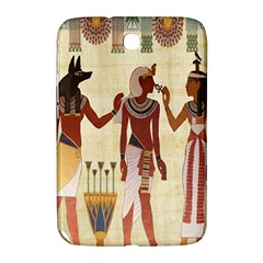 Egyptian Design Man Woman Priest Samsung Galaxy Note 8 0 N5100 Hardshell Case