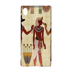 Egyptian Design Man Woman Priest Sony Xperia Z3+