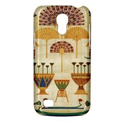 Egyptian Paper Papyrus Hieroglyphs Galaxy S4 Mini