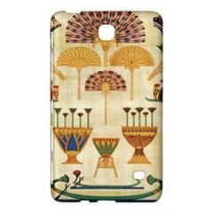 Egyptian Paper Papyrus Hieroglyphs Samsung Galaxy Tab 4 (7 ) Hardshell Case