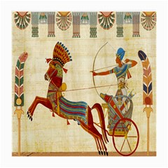 Egyptian Tutunkhamun Pharaoh Design Medium Glasses Cloth (2 Side)