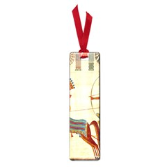 Egyptian Tutunkhamun Pharaoh Design Small Book Marks