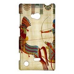 Egyptian Tutunkhamun Pharaoh Design Nokia Lumia 720