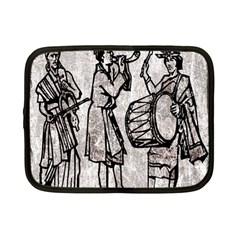 Man Ethic African People Collage Netbook Case (small)