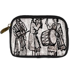 Man Ethic African People Collage Digital Camera Cases