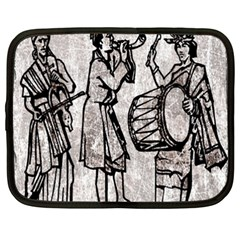Man Ethic African People Collage Netbook Case (xxl)