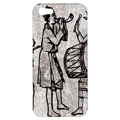 Man Ethic African People Collage Apple Iphone 5 Hardshell Case
