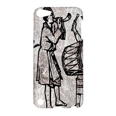 Man Ethic African People Collage Apple Ipod Touch 5 Hardshell Case