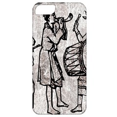 Man Ethic African People Collage Apple Iphone 5 Classic Hardshell Case