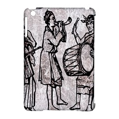 Man Ethic African People Collage Apple Ipad Mini Hardshell Case (compatible With Smart Cover)