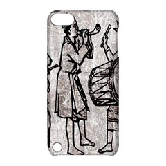 Man Ethic African People Collage Apple Ipod Touch 5 Hardshell Case With Stand