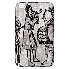 Man Ethic African People Collage Samsung Galaxy Tab 3 (8 ) T3100 Hardshell Case