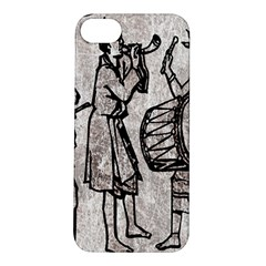 Man Ethic African People Collage Apple Iphone 5s/ Se Hardshell Case