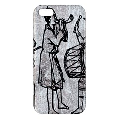 Man Ethic African People Collage Iphone 5s/ Se Premium Hardshell Case