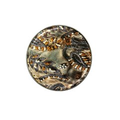 Texture Textile Beads Beading Hat Clip Ball Marker (10 Pack)