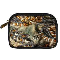 Texture Textile Beads Beading Digital Camera Cases