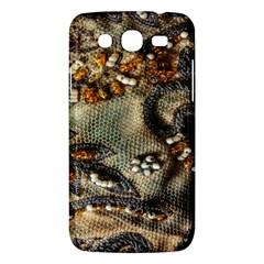 Texture Textile Beads Beading Samsung Galaxy Mega 5 8 I9152 Hardshell Case