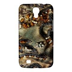 Texture Textile Beads Beading Samsung Galaxy Mega 6 3  I9200 Hardshell Case