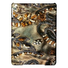 Texture Textile Beads Beading Ipad Air Hardshell Cases