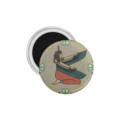 Egyptian Woman Wings Design 1 75  Magnets