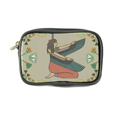 Egyptian Woman Wings Design Coin Purse
