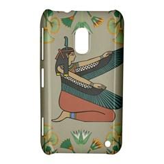 Egyptian Woman Wings Design Nokia Lumia 620