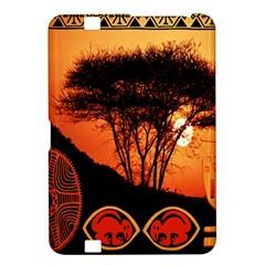 Africa Safari Summer Sun Nature Kindle Fire Hd 8 9