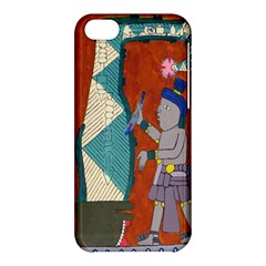 Mexico Puebla Mural Ethnic Aztec Apple Iphone 5c Hardshell Case