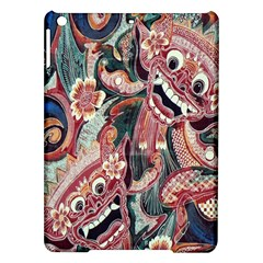 Indonesia Bali Batik Fabric Ipad Air Hardshell Cases