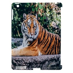 Animal Big Cat Safari Tiger Apple Ipad 3/4 Hardshell Case (compatible With Smart Cover)