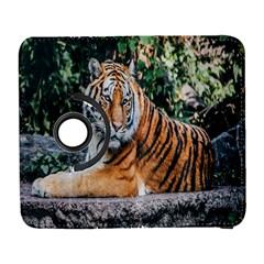 Animal Big Cat Safari Tiger Galaxy S3 (flip/folio)