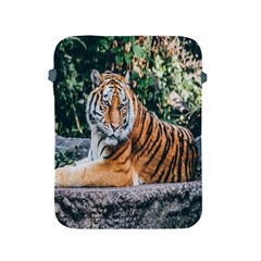 Animal Big Cat Safari Tiger Apple Ipad 2/3/4 Protective Soft Cases