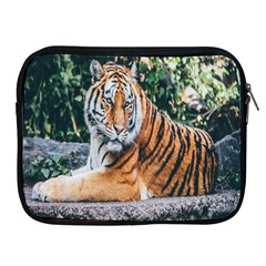 Animal Big Cat Safari Tiger Apple Ipad 2/3/4 Zipper Cases