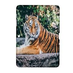 Animal Big Cat Safari Tiger Samsung Galaxy Tab 2 (10 1 ) P5100 Hardshell Case