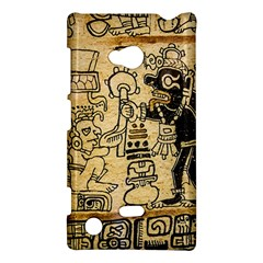 Mystery Pattern Pyramid Peru Aztec Font Art Drawing Illustration Design Text Mexico History Indian Nokia Lumia 720
