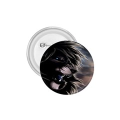 Angry Lion Digital Art Hd 1 75  Buttons