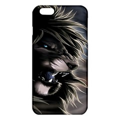 Angry Lion Digital Art Hd Iphone 6 Plus/6s Plus Tpu Case