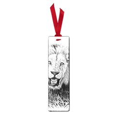 Lion Wildlife Art And Illustration Pencil Small Book Marks