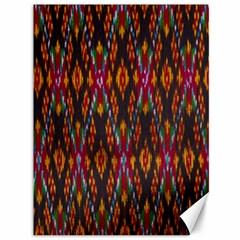 Thai Silk Canvas 36  X 48