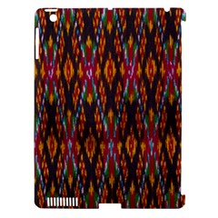 Thai Silk Apple Ipad 3/4 Hardshell Case (compatible With Smart Cover)