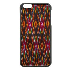 Thai Silk Apple Iphone 6 Plus/6s Plus Black Enamel Case